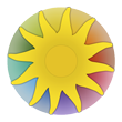 Zonnegoud Logo